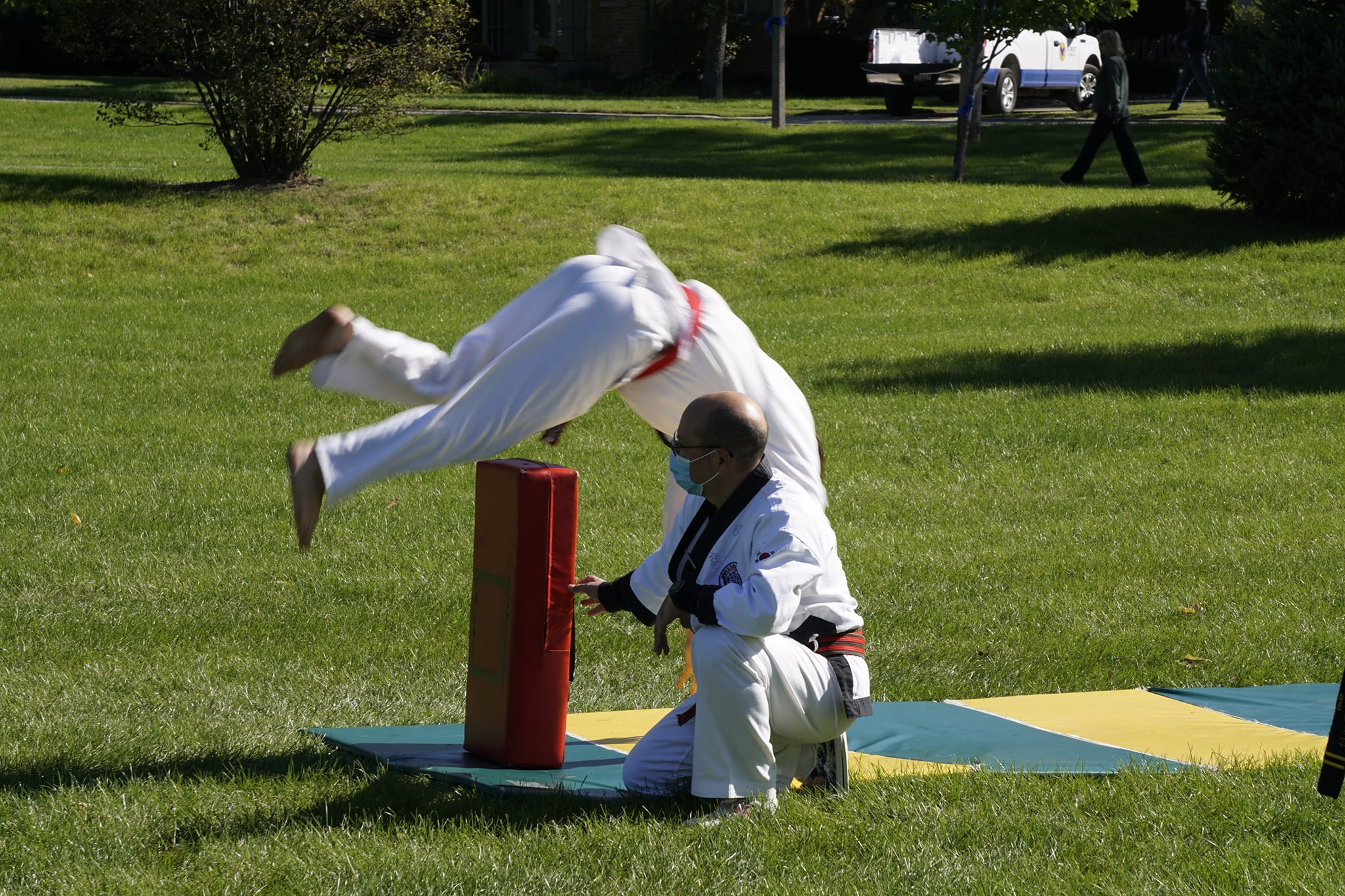 Elmhurst Tang Soo Do Karate: Home of traditional Korean